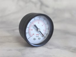 50mm Bourdon type analog Vacuum Gauge